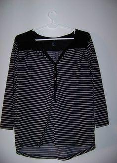 Kup mój przedmiot na #vintedpl http://www.vinted.pl/damska-odziez/koszule/12048343-koszula-w-paski-z-hm-nowa