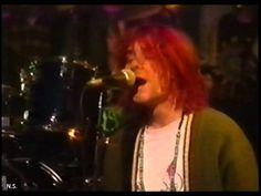 Nirvana - Smells Like Teen Spirit - MTV Studios, NY 01/10/92