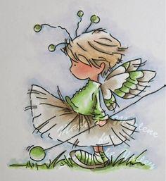 Fairy in Sneakers