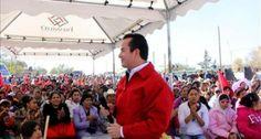 Inaugura BMQ tramo carretero Plenitud-Torreón de los Pastor