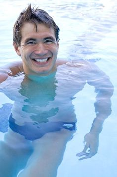 Nathan Adrian is the most genuinely precious thing ever. Bless his adorably hot heart.
