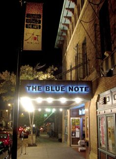 The Blue Note - Columbia, MO...numbers of famous people perform here...definitely a place everyone should visit! For more recommendations, visit http://bringinghomestoyou.com/community-resources/ for a list of our highly recommended community resources!