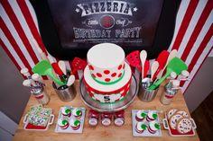 Pizza Party-sobremesa-mesa-decoração