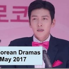 """Here is the May 2017 edition of """"Top Korean Dramas You Need to Be Watching."""" Here are the list of korean drama you need to keep an eye out . Top Korean Dramas, Korean Drama List, May 2017, Drama Korea, Korean Drama, Korean Dramas"""