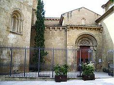 Monasterio de San Pedro el Viejo. Huesca