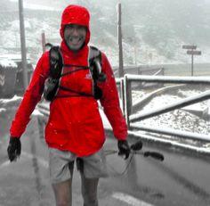 Chaqueta trail montaña Salomon Bonatti XT WP (210gr/160€)