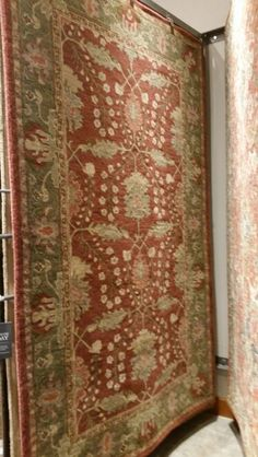 Perfect Pottery Barn Franklin Rug Option 2 Dining Room Area