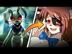Five Nights In Anime, Five Nights At Freddy's, Fnaf Book, Sonic Mania, Fnaf Drawings, Anime Fnaf, Freddy S, Really Funny Memes, Game Art