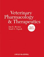 Veterinary E-Books: Veterinary Pharmacology and Therapeutics