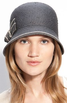 aacbbbe292866 Tarnish Short Brim Cloche available at Nordstrom (for 1920s theme party)  You Look Fab