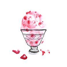David Lebovitz's Roasted Strawberry Miso Ice Cream Makes 1 quart Original Recipe FOR THE ROASTED STRAWBERRIES 1 lb (450g) strawberries 3 tbs...