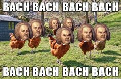 Little known fact- Bach had many other hybrid clones.