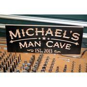 Custom MANCAVE Sign,...