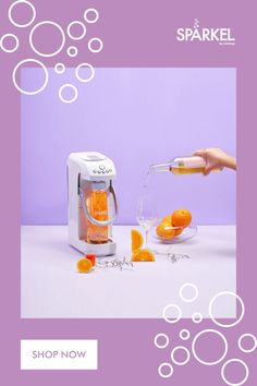 Our bubbly recipes include carbonated cocktails, refreshing mocktails, healthy drinks, sparkling juices and bubbly teas. Make your own sparkling drinks at home with Spärkel. Find the perfect drink for Mother's Day brunch, Father's Day, backyard bbqs and summer picnics.