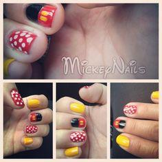 Mickey nail's