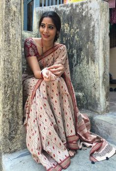Deepa mehta saree by craft council of india