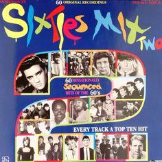 VARIOUS ARTISTS - Sixties Mix 2 (Stylus Music SMR 855) Vinyl   Music