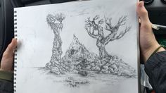 another view #sketch