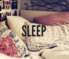 Love sleep :)