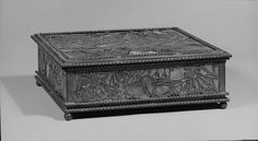 Box Designed by Louis Comfort Tiffany   Date: ca. 1910–20