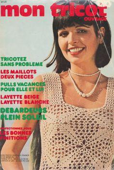 Mon tricot M 128  1976