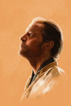 Jorah Mormont - Game Of Thrones - Firat Bilal
