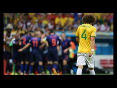 Brasil 0x3 Holanda