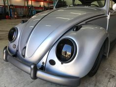 eBay: 1961 Volkswagen Beetle - Classic custom 1961 volkswagen bettle bug air suspension custom show car #classiccars #cars