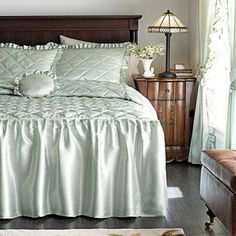 Whole Home Md 39 Hilary 39 Satin Bedding Coordinates Sears Sears Canada First Home Furniture