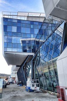 vib architecture   vialet + ballus   paris – Centre de recherche du Canceropôle   TOULOUSE (31)