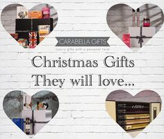 Today is the last day to order for guaranteed Christmas delivery www.carabellagifts.com