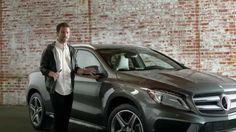 2015 Mercedes-Benz GLA Video Brochure (Long Form)