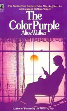The color purple by Alice Walker.. After reading this I am interested to see how they made it into a musical!