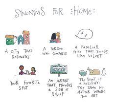 What Home Feels Like