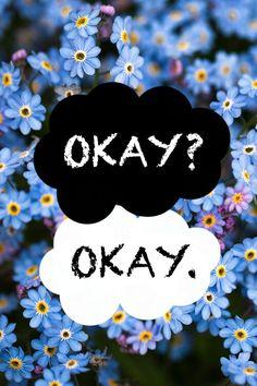 OKAY? OLHA.