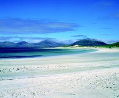 Traigh Seilebost, Harris, Scotland  Image by Charlie Waite