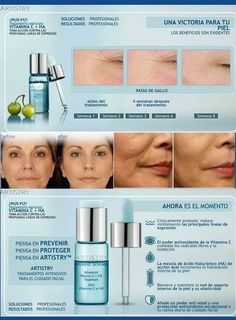Add wrinkle-targeting power, antioxidant protection and elasticity renewal to your daily skincare regimen with Artistry™ Intensive Skincare Advanced Vitamin C + HA. Amway Beauty Products, Artistry Amway, Amway Home, Amway Business, Skin Care Remedies, Homemade Skin Care, Korean Skincare, Skin Care Regimen, Beauty Routines