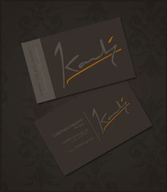 Stunning Business Cards