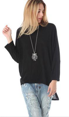 Assymetric Sweater