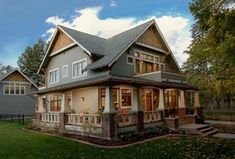 Image result for craftsman homes images