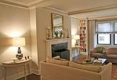 Benjamin Moore Pale Oak OC-20  Too pale for me, but is a nice warm alternative for those who insist on white walls.#Repin By:Pinterest++ for iPad#