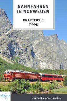 Bahnfahren ein landschaftlicher Augenschmaus. Praktische Tipps gibt es hier. #Bahn #zug #train #norwegen Reisen In Europa, Lofoten, Far Away, Places To Travel, Norway, Bahn, Europe, World, Travel Ideas