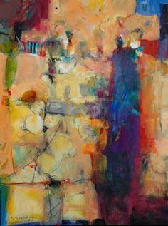 robert burridge, burridg blog, abstract inspir, abstract paint, abstract art