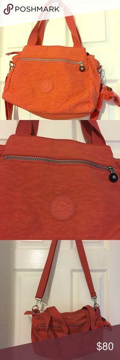 Orange kipling bag Like new, never used. Excellent condition! Kipling Bags