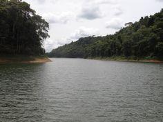 Represa de Ribeirão das Lajes. Nesta foto, no município de Rio Claro. #Represa #Lago #Lagoa #Rio #RioClaro #Natureza #Turismo #Trilha #Trilhas #RioDeJaneiro #RJ