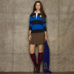 Striped rugby shirt, Rugby Ralph Lauren