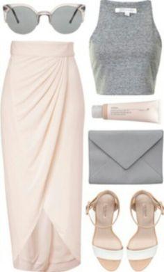 The skirt tho ...
