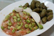 220px-Habas_con_tomate,_bacalao,_rábanos_y_aceitunas_-_JuanJaén.jpg (220×147)