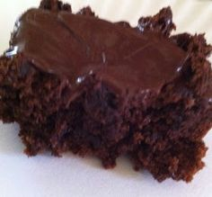 Nana's Recipe Box: Gluten Free Brownies