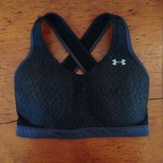 Under Armour Sports Bra Size small, runs small though. Never been worn. Padded. Under Armour Other